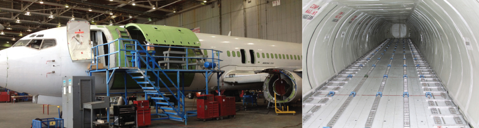 Whether looking for a Full-freighter conversion, combi conversion or quick-change, we can assist you to procure aircraft & get these ...